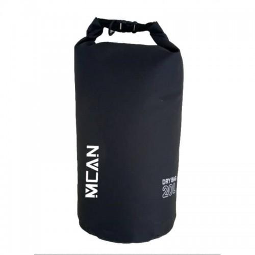 Αδιάβροχο Σακίδιο Πλάτης MCAN Χωρητικότητας 20L (Μαύρο)