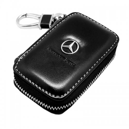 Μπρελόκ Πορτοφόλι Mercedes (Μαύρο)