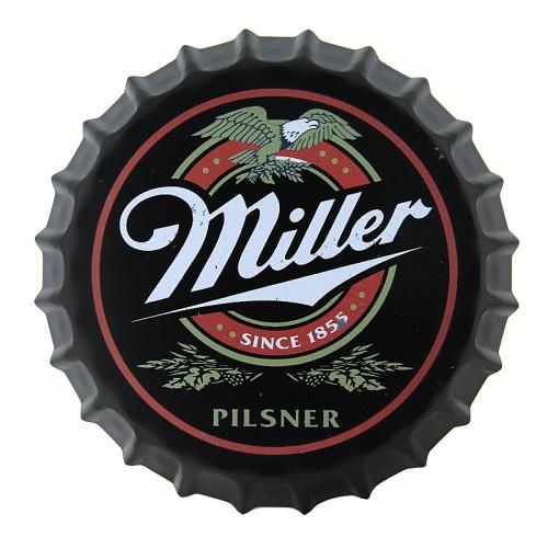 Διακοσμητικό Τοίχου Καπάκι Miller Pilsner (Design)