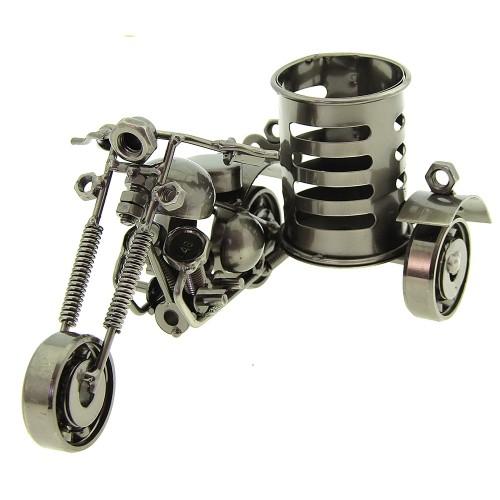 Μεταλλική Μολυβοθήκη σε Σχήμα Μηχανή 3