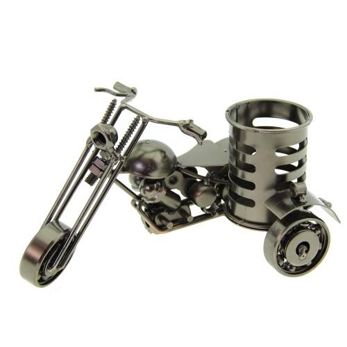 Μεταλλική Μολυβοθήκη σε Σχήμα Μηχανή 2