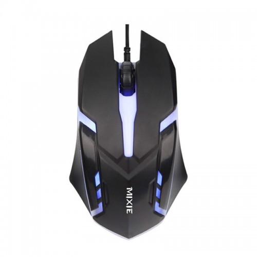 Gaming Ενσύρματο Ποντίκι MIXIE X3 (Μαύρο)