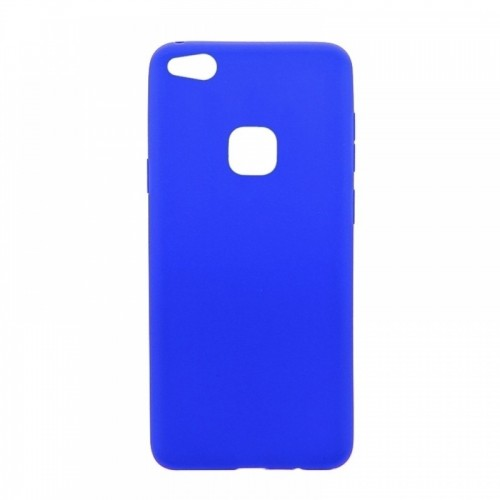Θήκη MyMobi Σιλικόνης Mat Back Cover για Samsung Galaxy A02 (Μπλε)