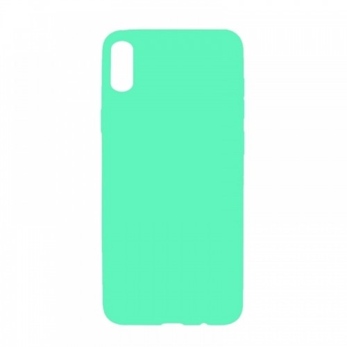 Θήκη MyMobi Σιλικόνης Mat Back Cover για Samsung Galaxy S21 Ultra (Βεραμάν)