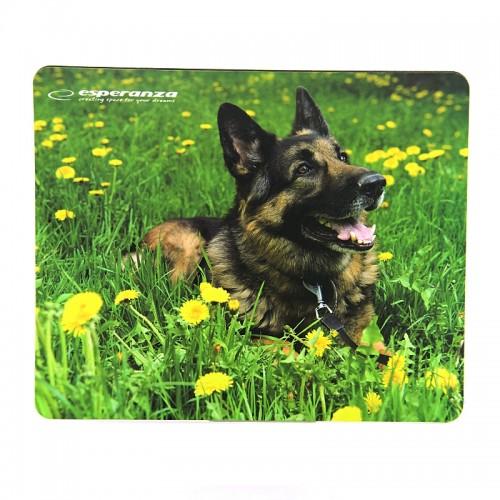 Mouse Pad Esperanza Dog EA133 (Design)