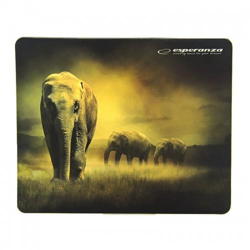 Mouse Pad Esperanza Elephant EA133 (Design)