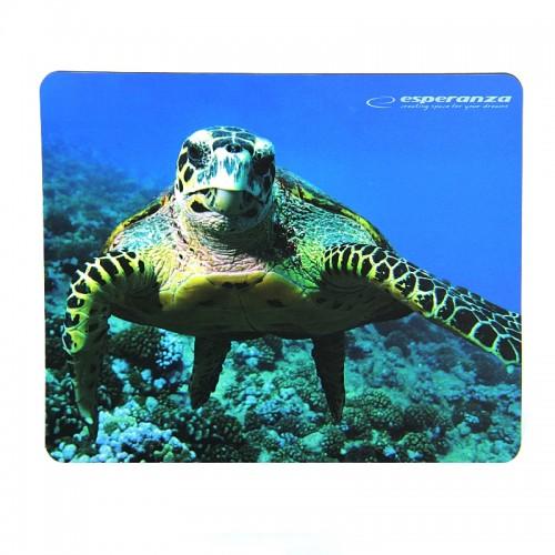 Mouse Pad Esperanza Turtle EA133 (Design)