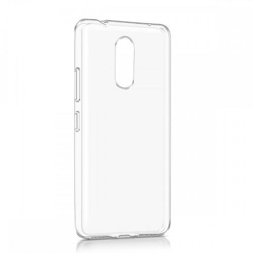 Θήκη MyMobi Σιλικόνης Ultra Slim 0.3mm Back Cover για Samsung Galaxy A6 2018 (Διαφανές)