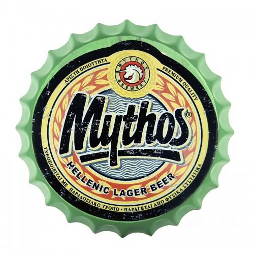 Διακοσμητικό Τοίχου Καπάκι Mythos (Design)