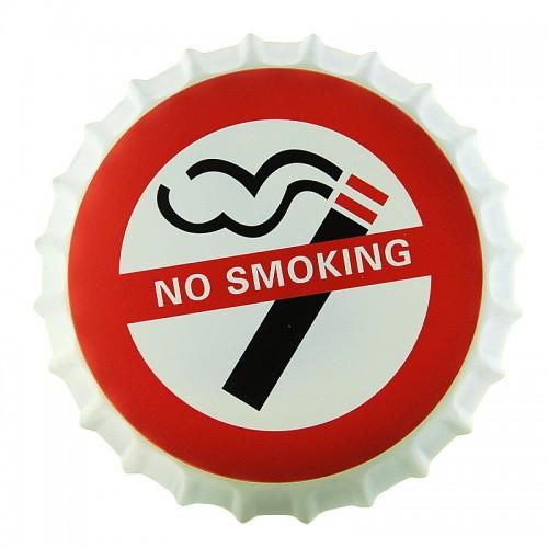 Διακοσμητικό Τοίχου Καπάκι No Smoking Design 2 (Design)