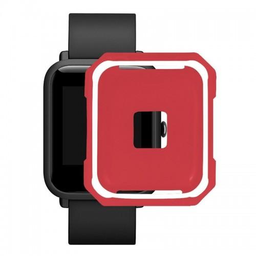 Προστατευτικό Κάλυμμα OEM για Xiaomi Amazfit Bip (Κόκκινο)