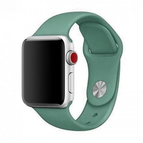 Ανταλλακτικό Λουράκι OEM Smoothband για Apple Watch 42/44mm (Μπλε Παστέλ)