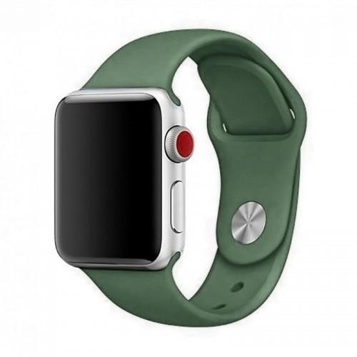 Ανταλλακτικό Λουράκι OEM Smoothband για Apple Watch 42/44mm (Kokoda Green)