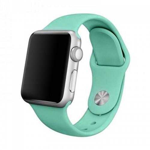 Ανταλλακτικό Λουράκι OEM Smoothband για Apple Watch 42/44mm (Βεραμάν)