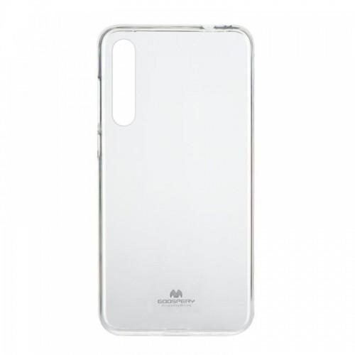 Θήκη Jelly Case Back Cover για Huawei P30 (Διαφανές)