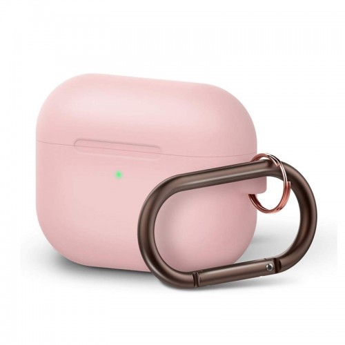 Θήκη OEM Σιλικόνης για Apple Airpods Pro (Pink)
