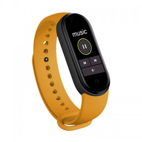 Smart Band M6 (Πορτοκαλί)