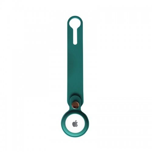Θήκη Loop Σιλικόνης για AirTag (Πράσινο)