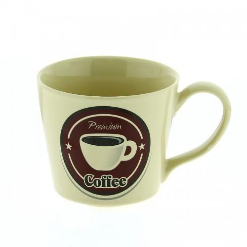Κούπα Premium Coffee 300ml (Μπεζ)