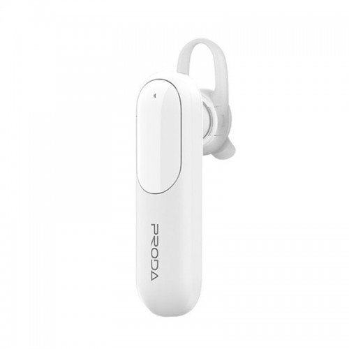 Ακουστικά PRODA Palo PD-BE300 (Άσπρο)
