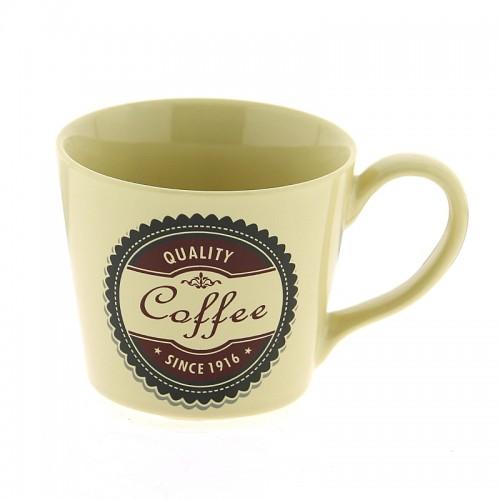 Κούπα Quality Coffee Since 1916 300ml (Μπεζ)