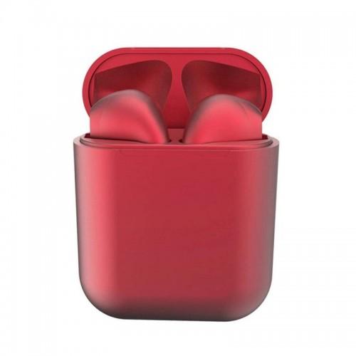 Ασύρματα Ακουστικά inPods 12 Eleven (Red)
