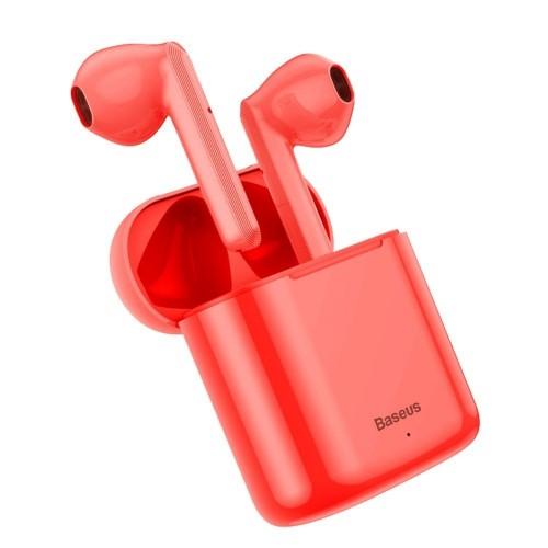 Ακουστικά Baseus TWS W09 (Κόκκινο)