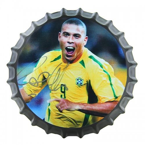 Διακοσμητικό Τοίχου Καπάκι Ronaldo Brazil (Design)