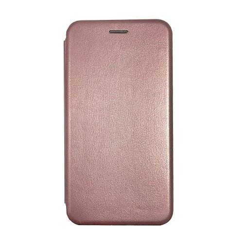 Θήκη MyMobi Flip Cover Elegance για Samsung Galaxy A32 (Rose Gold)
