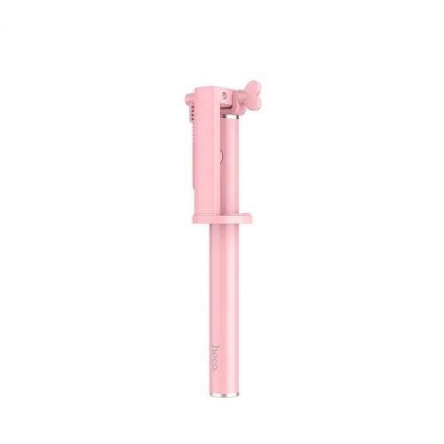 Selfie stick Hoco K5 (Ροζ)