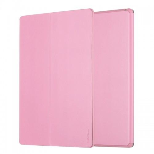 Θήκη X-Level Fib Color Flip Cover για iPad Air (Ροζ)
