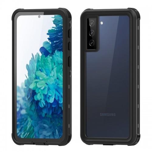 Αδιάβροχη Θήκη RedPepper Dot για Samsung Galaxy S21 Plus (Μαύρο)