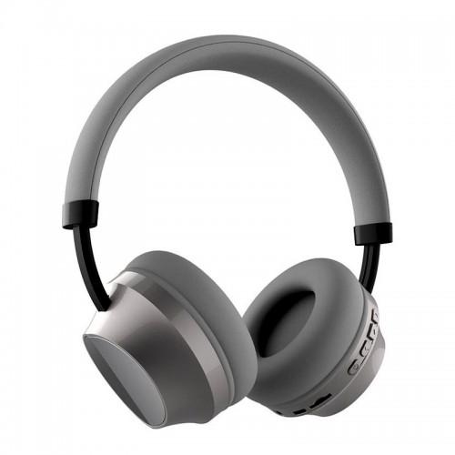Ασύρματα Ακουστικά SODO SD-1008 (Γκρί)