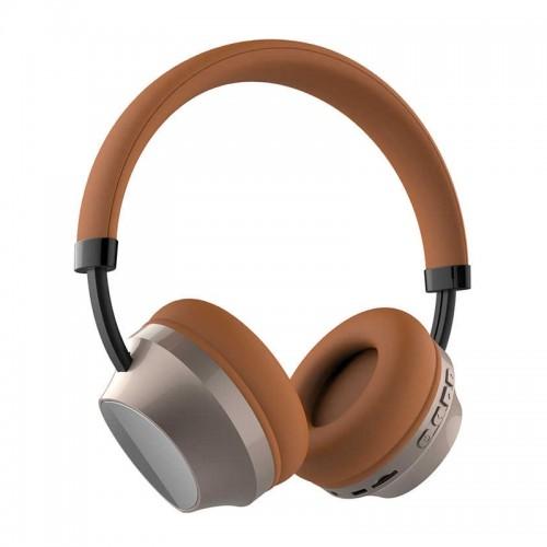 Ασύρματα Ακουστικά SODO SD-1008 (Πορτοκαλί)