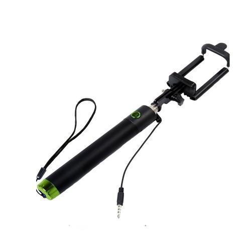 Selfie Stick 78cm (Πρασινο)