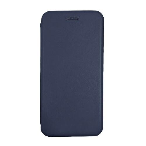 Θήκη MyMobi Flip Cover Elegance για Samsung Galaxy A32 (Σκούρο Μπλε)