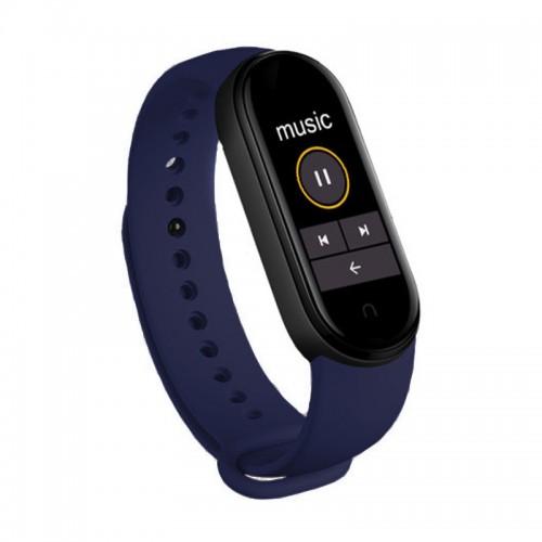 Smart Band M6 (Σκούρο Μπλε)