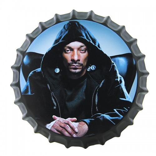 Διακοσμητικό Τοίχου Καπάκι Snoop Dogg Hoodie (Design)