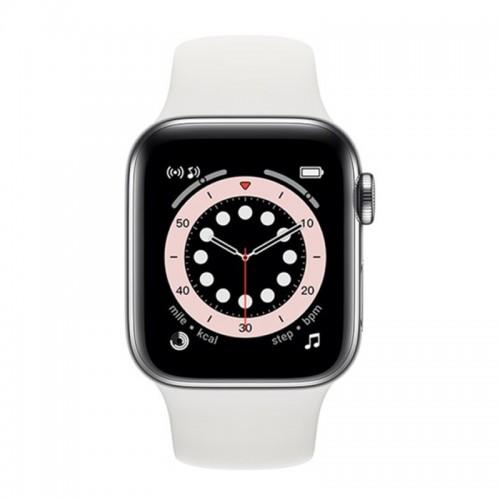 Smartwatch Series 6 T500+ PLUS (Ασημί)
