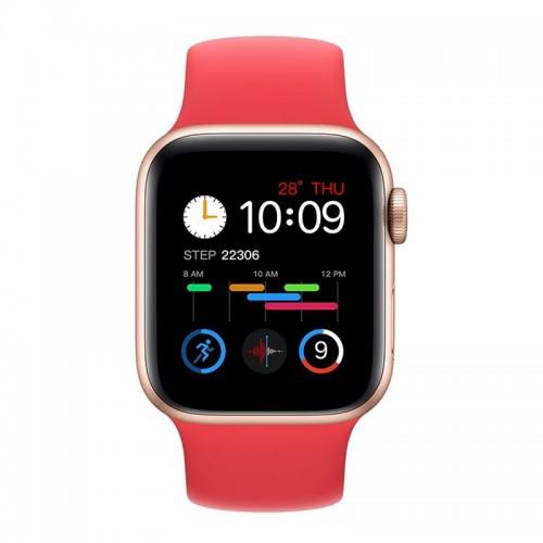 Smartwatch Series 6 T500+ PLUS (Κόκκινο)
