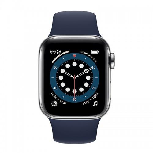 Smartwatch Series 6 T500+ PLUS (Μπλε)