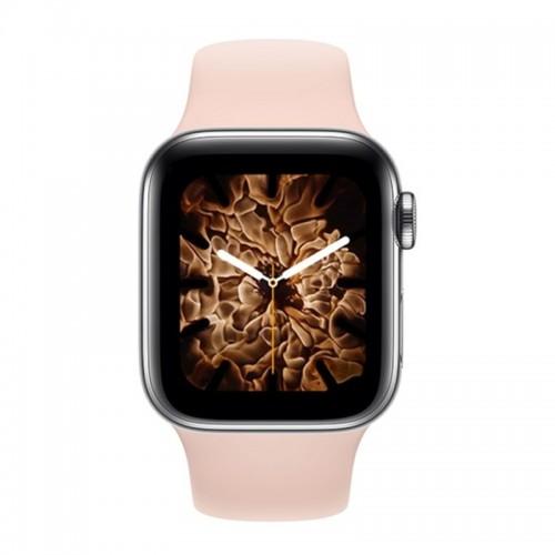 Smartwatch Series 6 T500+ PLUS (Ροζ)