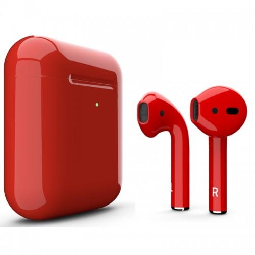 Ακουστικά Airpods T9-XS TWS (Κόκκινο)