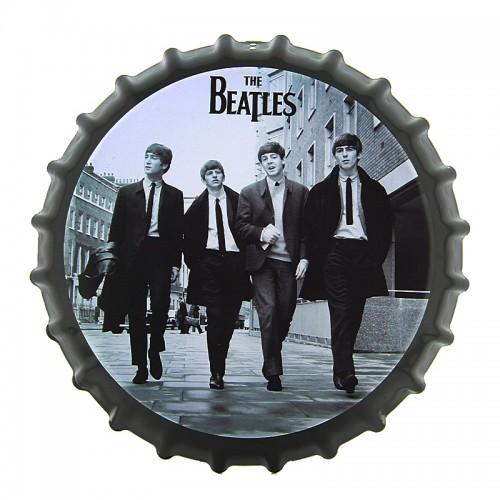 Διακοσμητικό Τοίχου Καπάκι The Beatles (Design)