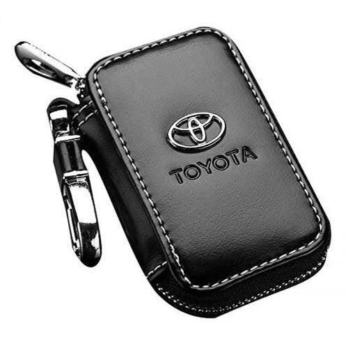 Μπρελόκ Πορτοφόλι Toyota (Μαύρο)