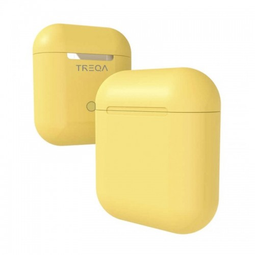 Ασύρματα Ακουστικά TREQA BT-18 (Κίτρινο)