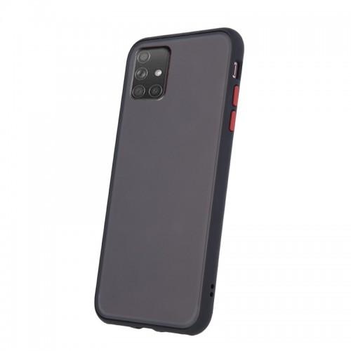 Θήκη Vennus Colored Buttons Back Cover για Samsung Galaxy A51 (Μαύρο-Κόκκινο)