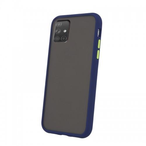 Θήκη Vennus Colored Buttons Back Cover για Samsung Galaxy A51 (Μπλε - Πράσινο)