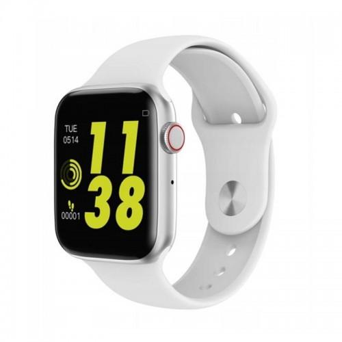 Smartwatch W34 (Άσπρο)