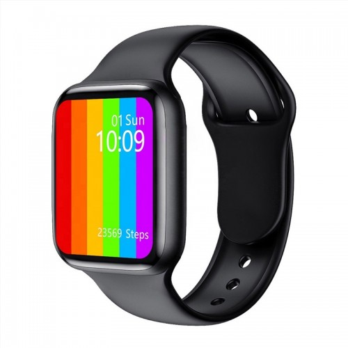 Smartwatch W34+ (Μαύρο)